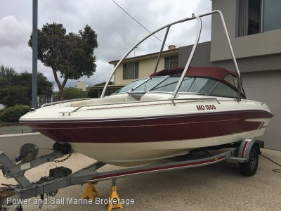 Sea Ray 180 Bowrider **Shining example of this thoroughbred**