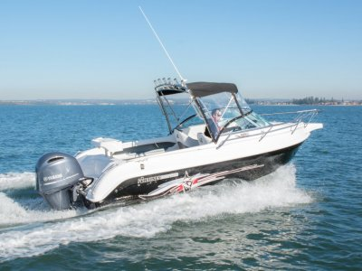 Haines Hunter 585 R Limited 4 stroke 200hp Yamaha Outboard $93,239