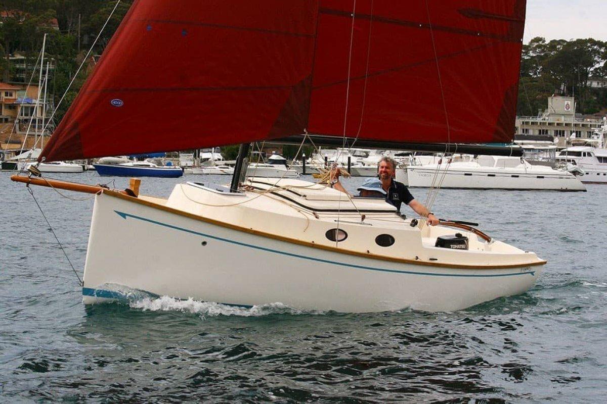Cygnet 20 Trailer Sailer