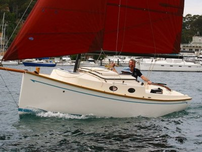 Cygnet 20 Trailer Sailer