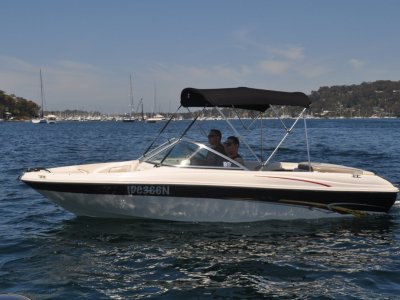 Sea Ray 180 LE 'BOW RIDER