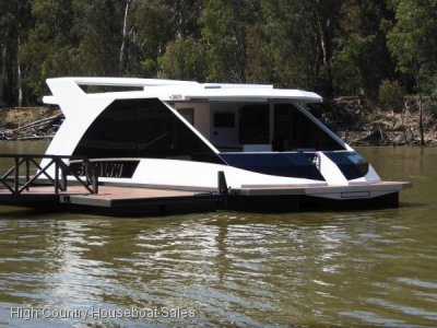 Dayboat on the Murray River @EchucaMoama