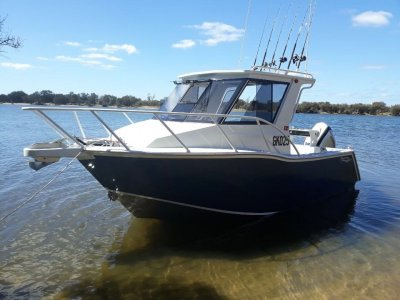 Preston Craft 6.1m