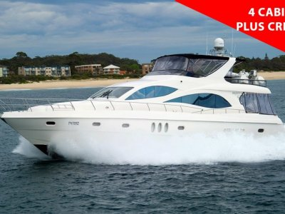 Majesty Yachts 66 -