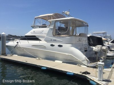 Sea Ray 420 Aft Cabin