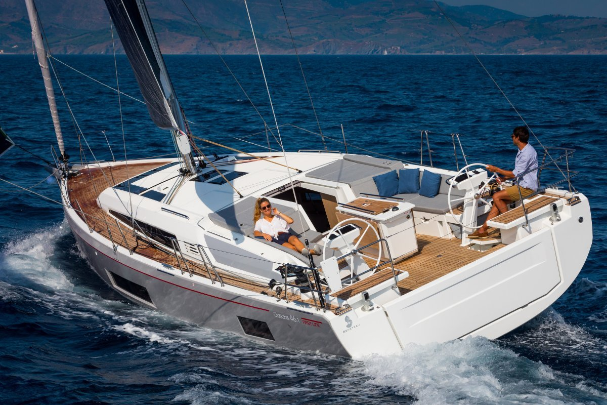 New Beneteau Oceanis 46 1 Sailing Boats Boats Online For Sale