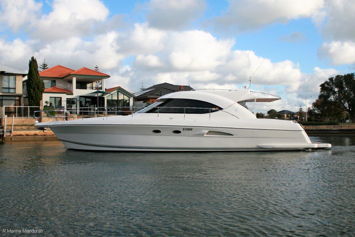 Riviera 4700 Sport Yacht UNDER OFFER IN THREE DAYS !!