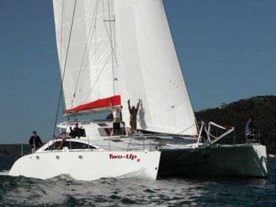 Crowther Catamaran - World Class Performance Cruising