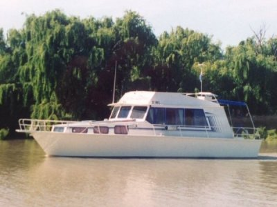 1994 Custom River Cruiser