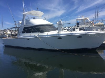 Precision 50 'WELL MAINTAINED AND TURN KEY READY TO GO'
