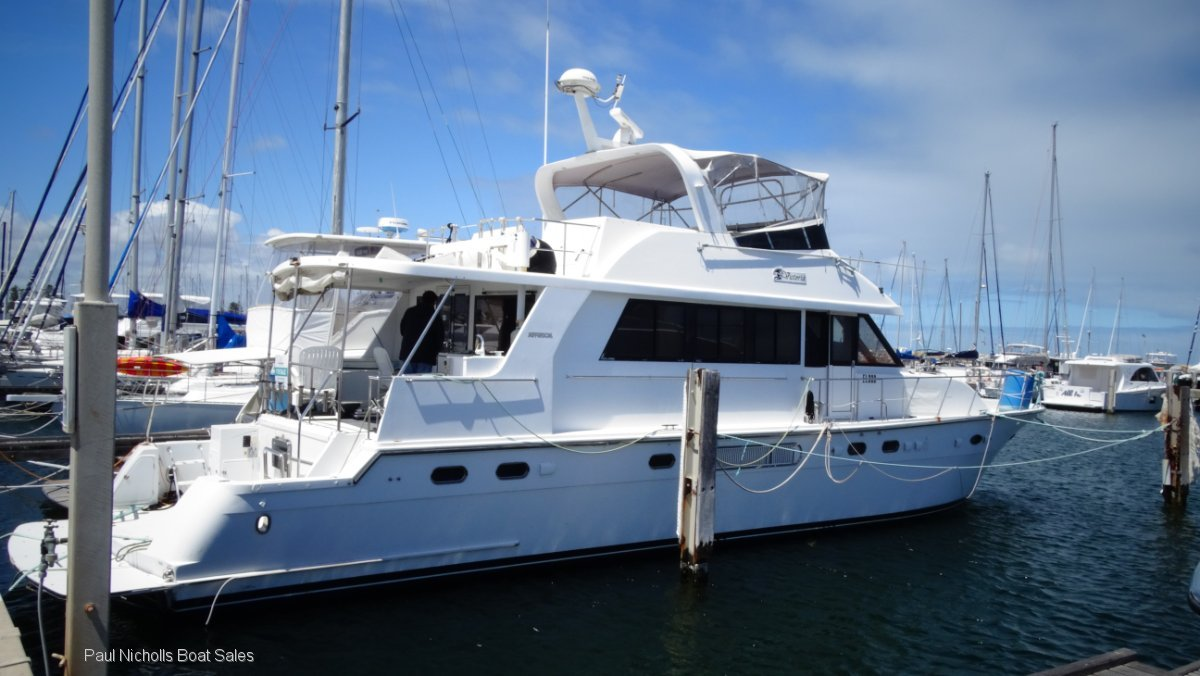 Jefferson 63 MARQUESSA COCKPIT MOTOR YACHT LUXURIOUS VESSEL, PRICED TO SELL