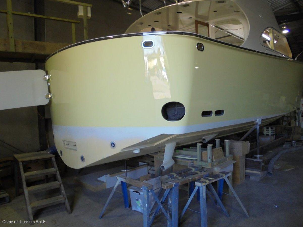 New Pleysier Flybridge Custom 46 - 2017 MY