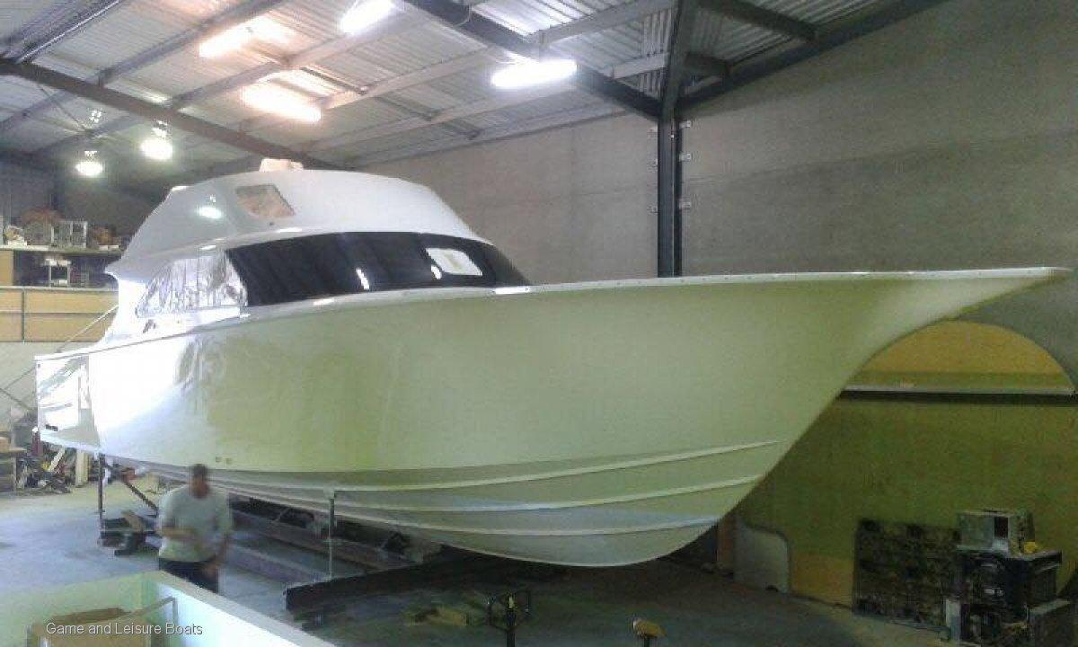 Pleysier Flybridge Custom 46 - 2017 MY