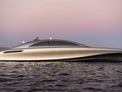 Silver Arrows Marine ARROW460-Granturismo