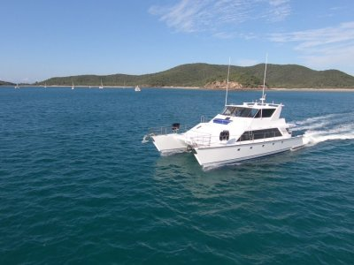 Malcolm Tennant Bluefin 60 Powercat - NZ built & totally refitted. All Offers/Trades??