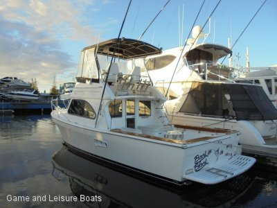 Black Watch 34 Flybridge