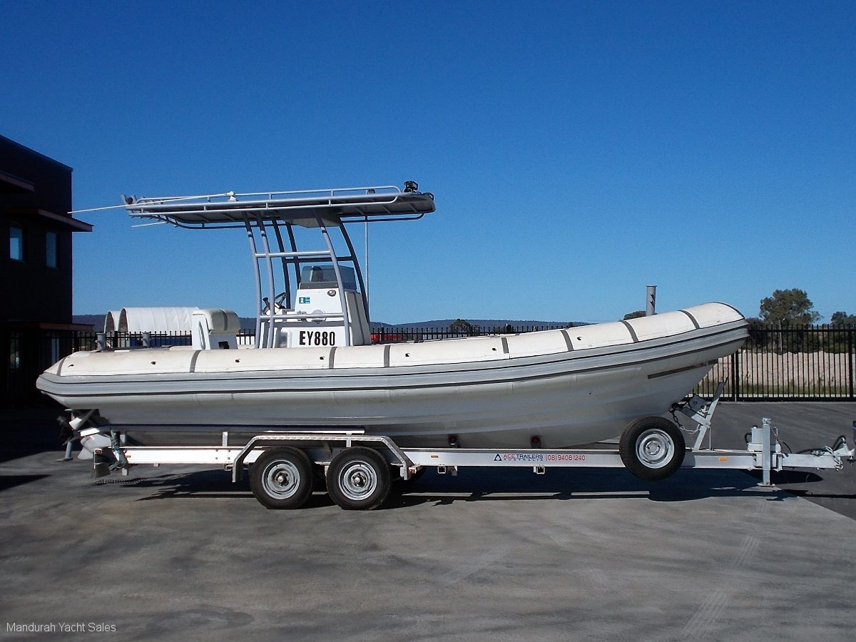 New & Used Inflatable and Rib Boats for sale - Boat Trader