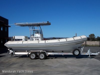 Custom Built 24' Inflatable ***EX-NAVY*** $68900