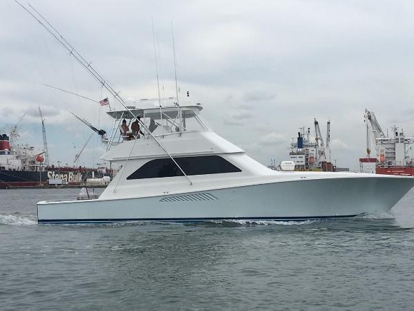 Viking 54 Convertible
