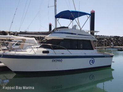 Riviera 30 Flybridge