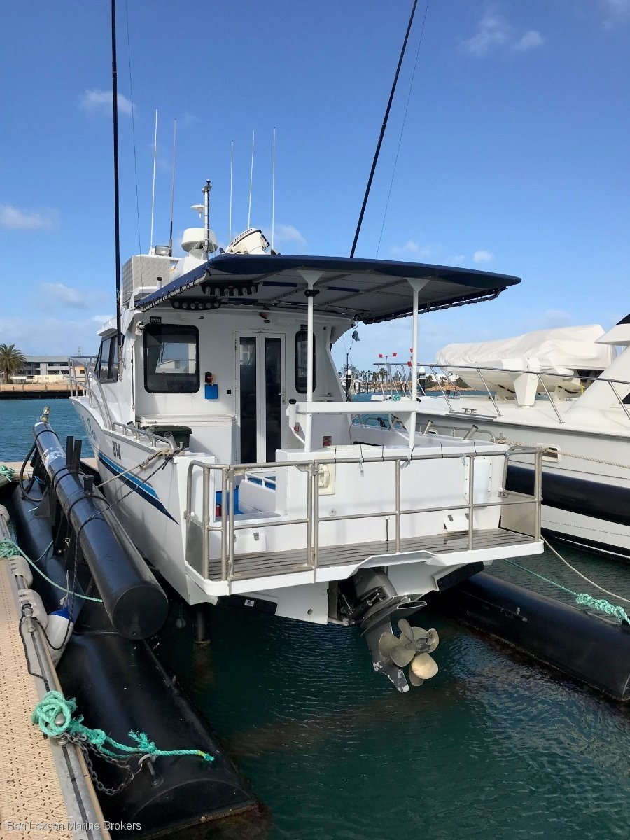 Calibre 2007 ULTIMATE OFFSHORE FISHING BOAT (LOA 10.3 M)