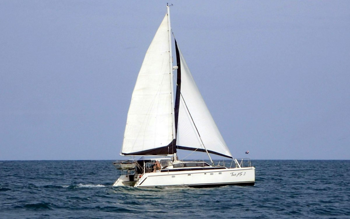 Chamberlin Nimbus Mark 2 REDUCED ! Unique cruising boat! Live the dream !:Sailing the N.T. coast, Arnhem Land