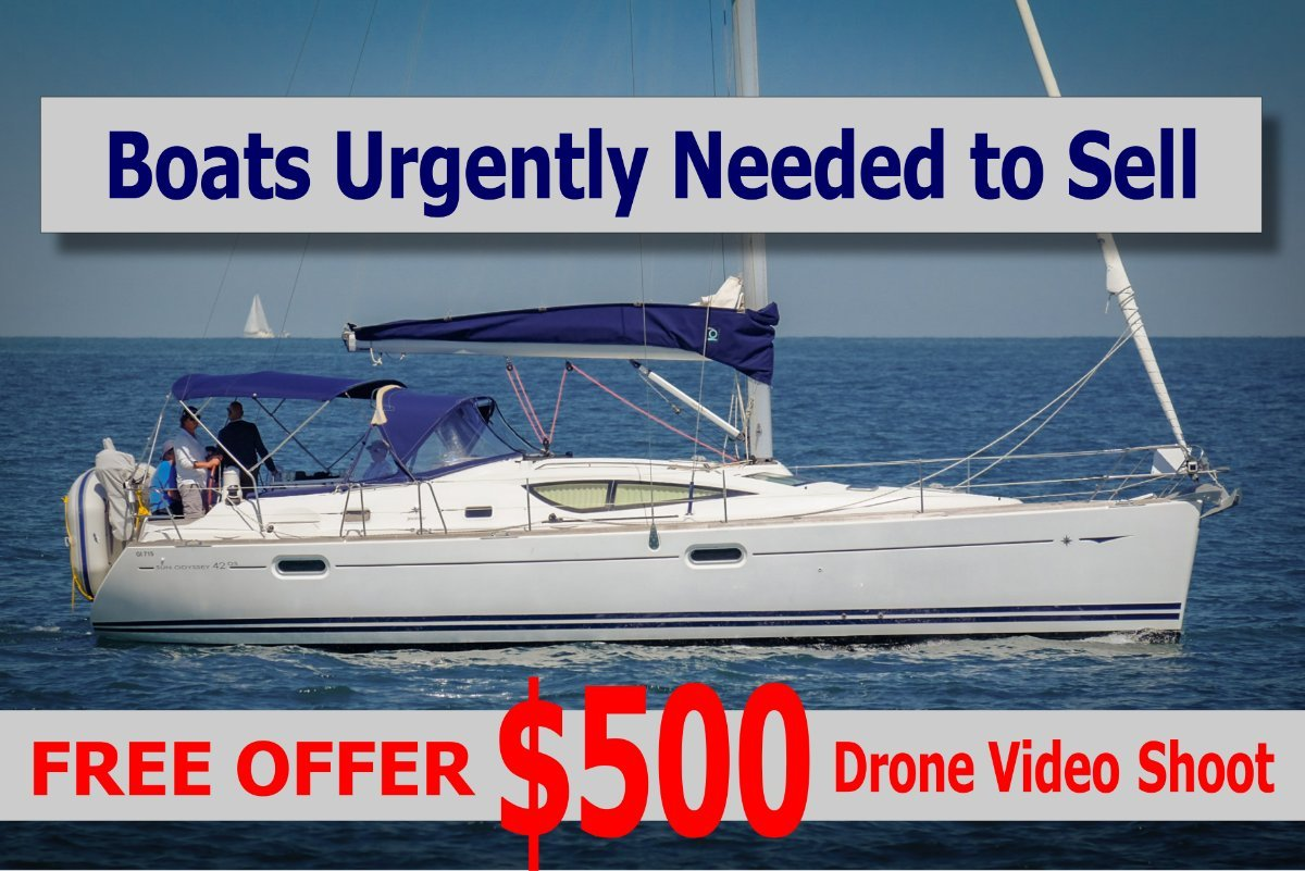 - BOATS URGENTLY NEEDED - Free $500 VIDEO