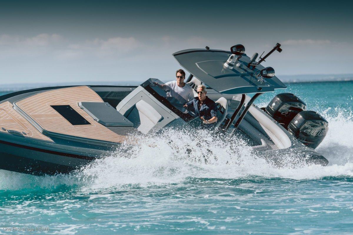 New Dingo Yachts 11.5