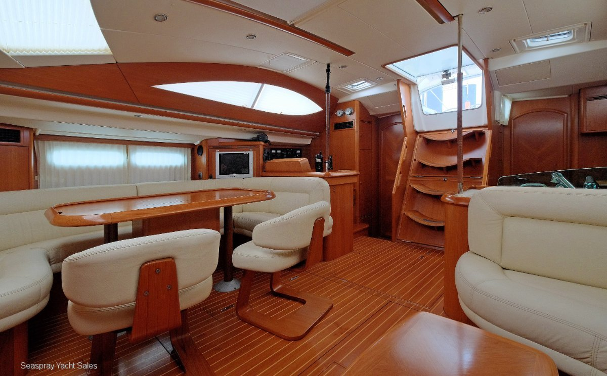 Jeanneau Sun Odyssey 54 DS yacht for sale in Malaysia