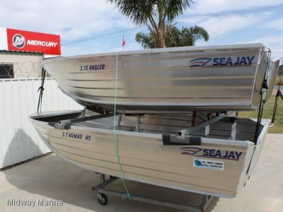 Sea Jay 3.70 Nomad HS open dinghy