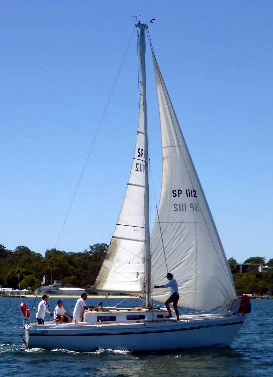 Swarbrick Spacesailer 27 Spacesailor 27