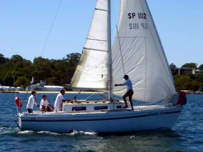 Swarbrick Spacesailer 27 Spacesailor 27