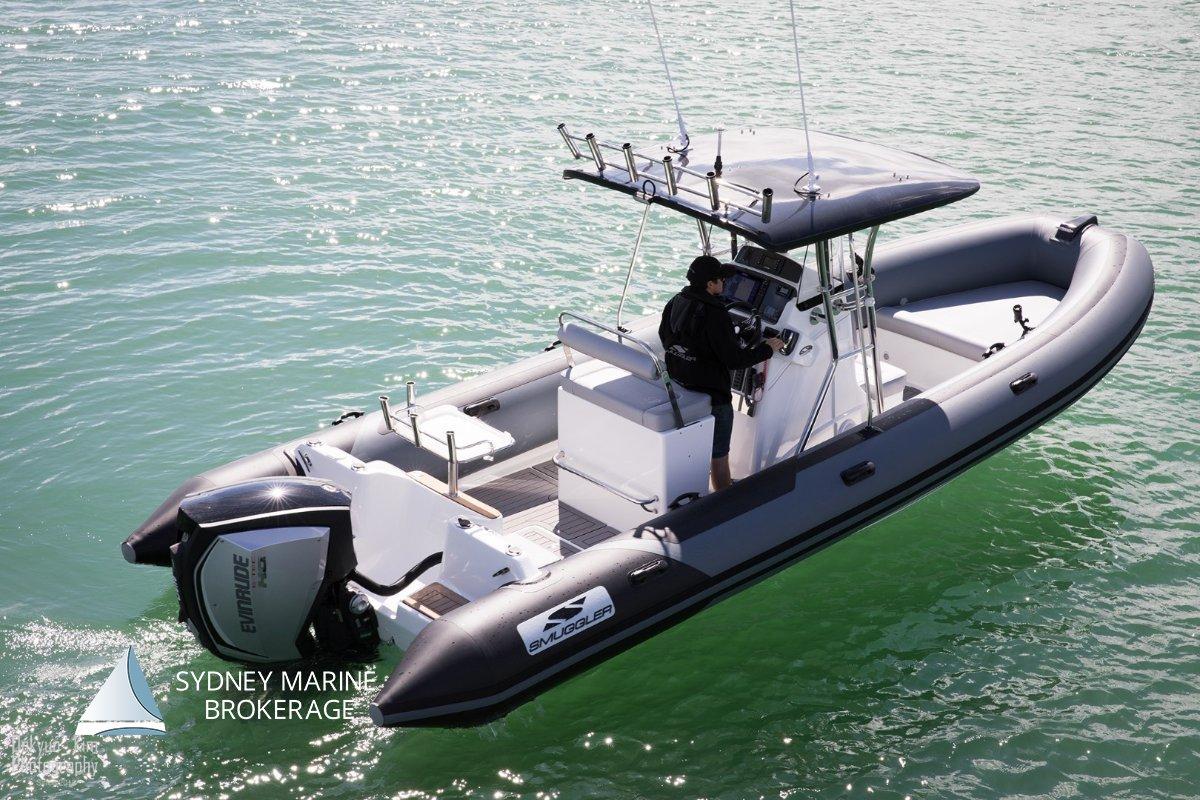 Smuggler Strata 750 Rib