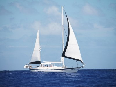 Irwin 52 Cutter Ketch Great cruising yacht - Excluding Duty/GST