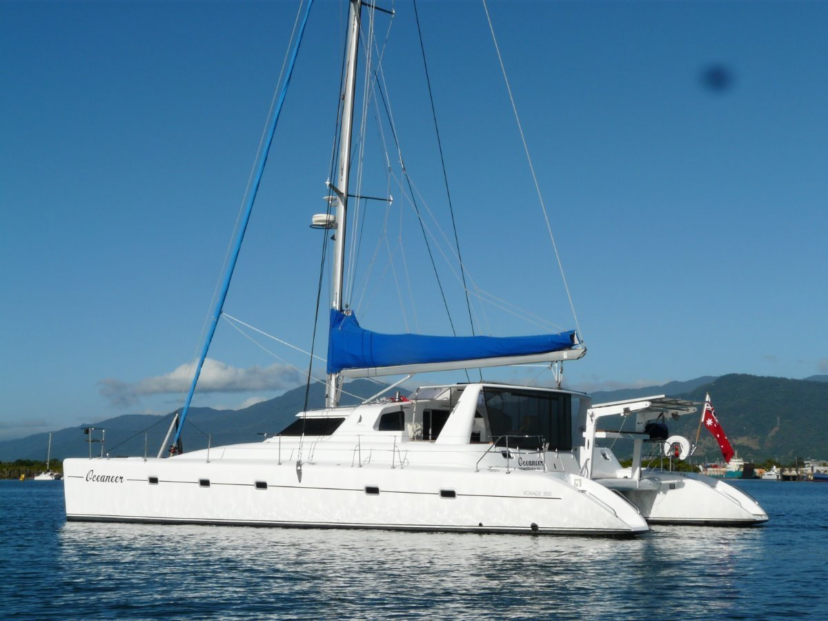 Voyage Yachts 500