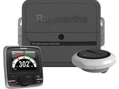 NEW ray marine EV 400 sail auto pilot, complete with rotary drive
