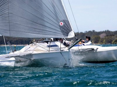Corsair Sprint 750 Trailerable Trimaran