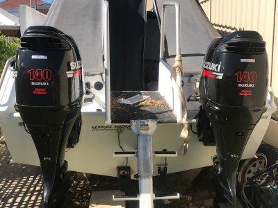 Sterncraft 7.8 7.8 metre Hardtop twin Outboard
