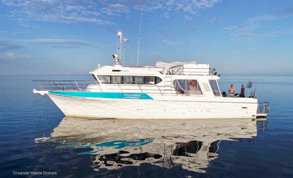 Global Marine Charter Vessel