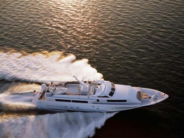Denison High Speed Motoryacht