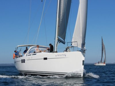 "Hanse 505 ""Reflection"" Boat share with Yachtshare"