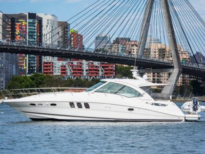 Sea Ray 515 Sundancer- Click for more info...