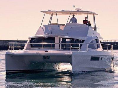 Leopard Catamarans 51 Powercat- Click for more info...