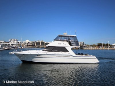 Thomascraft 4500 Flybridge *** BIG VOLUME 45 *** $289,000 ***