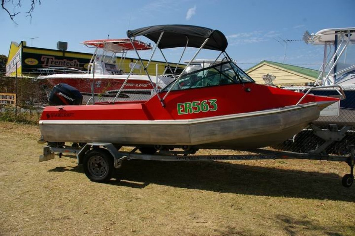 Stabicraft 509 Sports runabout