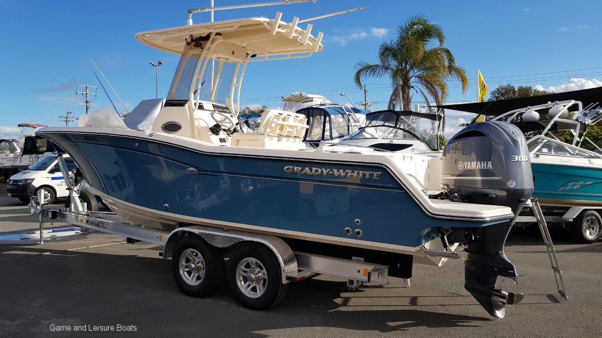 New Grady-White Fisherman 236