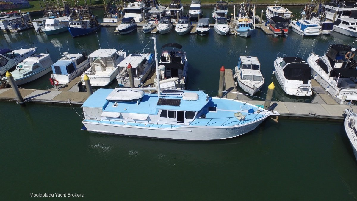 Atkinson 48 Cruiser Livaboard
