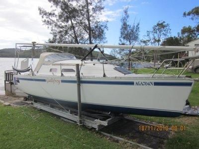 Austral Clubman 8