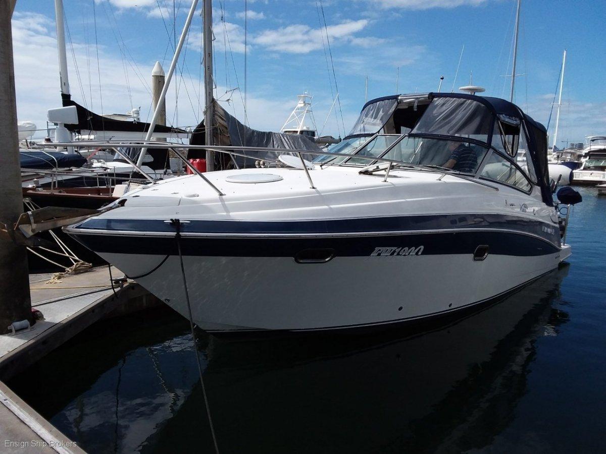 Four Winns Vista 288 Wide Body Sport Cruiser - 1/4 Share Available Now