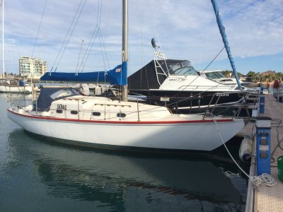 Duncanson 29 sloop- Click for more info...
